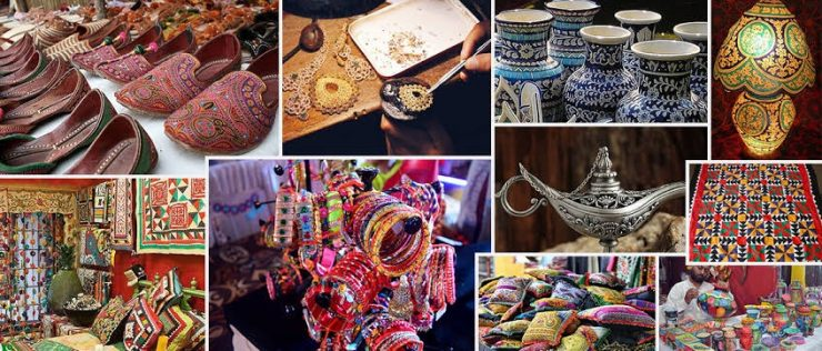 THE 9 MOST ADMIRABLE HANDICRAFTS OF PAKISTAN