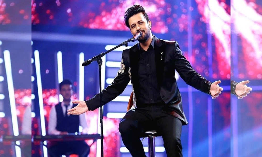 News is circulating on social media that the anthem will be sung by renowned Pakistani singer Atif Aslam.